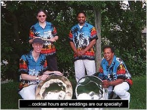 Sounds Of Calypso & Steel Drum Live Band