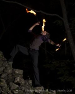 Benjamin The Fire Aerialist