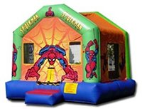 Spider-Man Bounce House Rentals