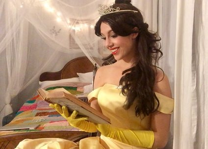 Fairy Tale Princess Belle For Hire