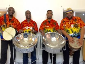 Caribbean Vibe Steel Drum Live Band