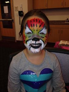 Alicia's Amazing Face Painting