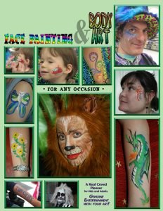 Spectacular Face Painting By Jon