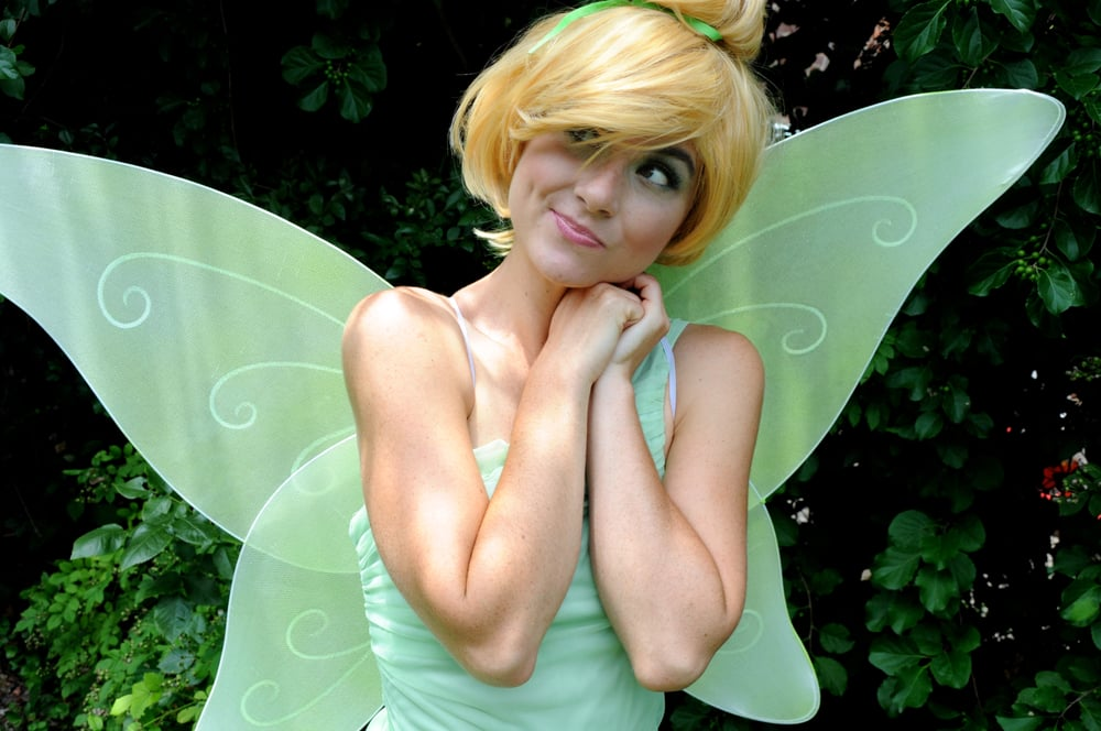 Tinkerbell Fairy Princess For Hire