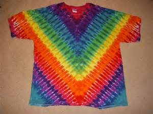 Tye Dye Shirt Activities
